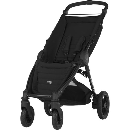 Bästa Barnvagnen 2021 - britax-b-motion-4-plus-cosmos-black