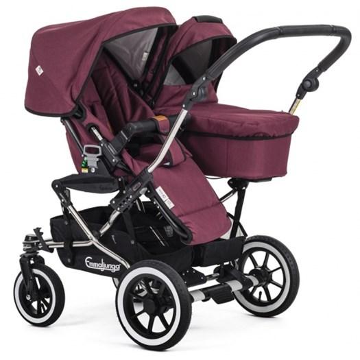 Bästa Barnvagnen 2021 - emmaljunga-double-viking-syskonvagn-valfri-farg