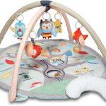 Bästa Babygymmet 2020 - 1. Skip Hop Treetop Friends babygym, pastell