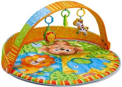 Bästa Babygymmet 2020 - 4. Beemoo Wild Babygym