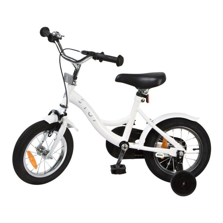 Bästa Barncykeln 2020 - 1 STOY 12 tum Classic barncykel