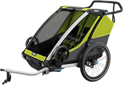 Bästa Cykelvagnen 2020 - 2 Thule Chariot Cab 2