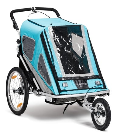 Bästa Cykelvagnen 2020 - 4 North 13.5 Speeder