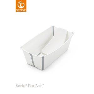 Bästa badbaljan 2021 - 2 Stokke flexi Bath bundle