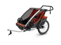 Bästa Cykelvagnen 2020 - 1 Thule Chariot Cross 2